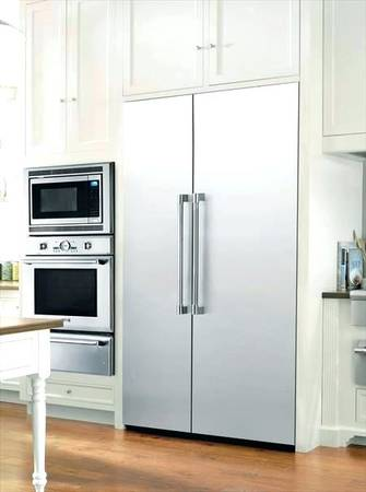 Thermador 48 Inch Built In Freedom Series Refrigerator